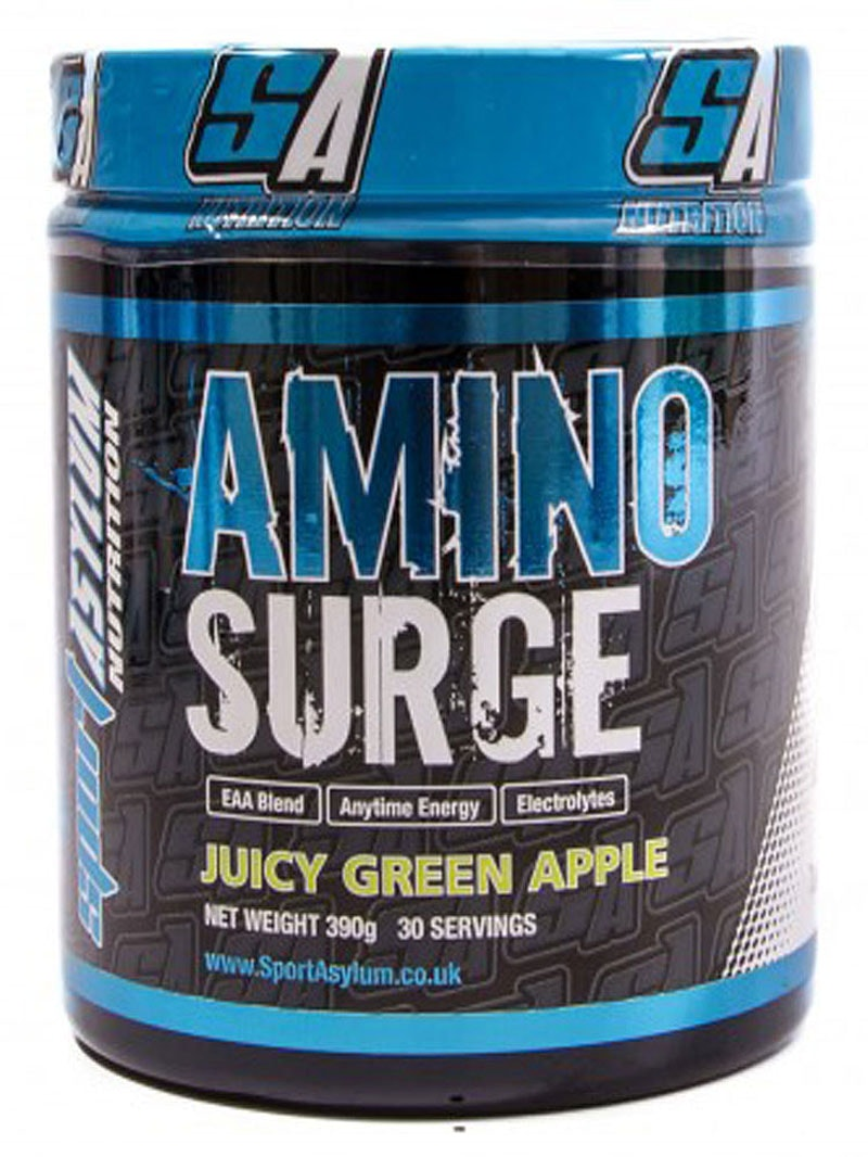 surge asylum amino sport active